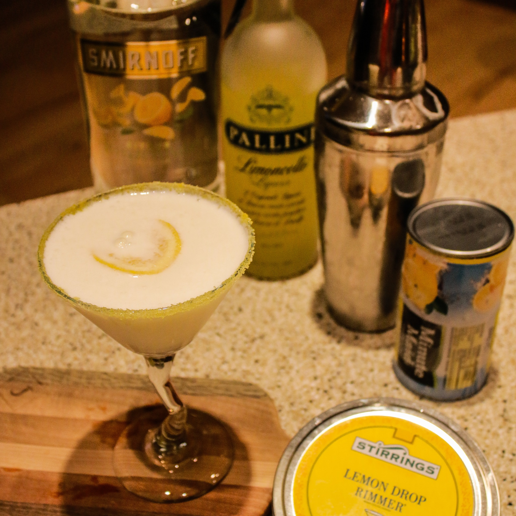 Lemon Dream Martini
